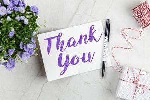 Täname doonoreid